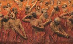 De Profundis/Out of the Depths Psalm . De profundis clamavi ad te, Domine: Domine, exaudi vocem meam: F. Purgatory Prayer, Psalm 129, Year Of Mercy, Catholic Answers, Catholic Beliefs, Fully Alive, All Souls Day, Kirchen, Spirituality