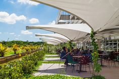 Nelson Kon - fotografias de arquitetura e cidades brasileiras | Univers Design - Biblioteca Parque Villa-Lobos, São Paulo/SP, 2014