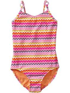 zig zag toddler suit - old navy