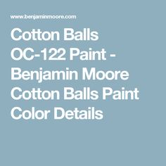 Purple gray benjamin moore and the purple on pinterest for Benjamin moore cotton balls