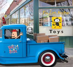 Looking for Wikki Stix in Albany, CA? Visit Five Little Monkeys at the address below! A new shipment of Wikki Stix was just delivered!   FIVE LITTLE MONKEYS 1224 SOLANO AVE ALBANY, CA 94706 510-528-4411  #wikkistix
