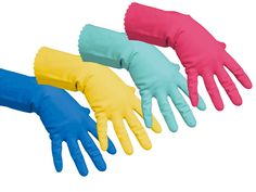 Rubber Gloves, Latex, Make It Yourself