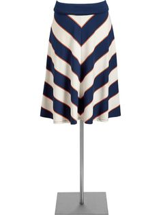 Old Navy Womens Chevron Stripe Skirts