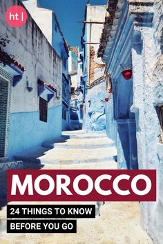 Your complete travel guide to Morocco, containing 24 essential things to know before you go. Including haggling, riads & transport.  #travel #morocco