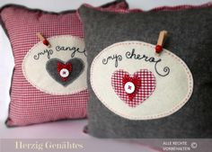 Decorative Pillow Gift for the Loved One. €28.90, via Etsy.