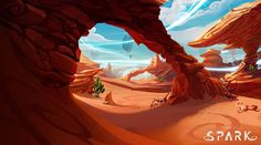 Project Spark - Desert