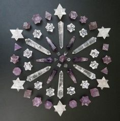 ::Crystal Grids:: many people create crystal grids and program them with an…