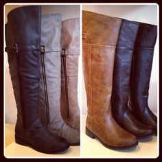 ♥ fall boots