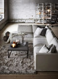 Fabulous textures and colour. #texture http://www.aftershocksinteriordecorating.com