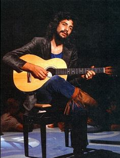 cat Stevens in london   Biography with Pictures