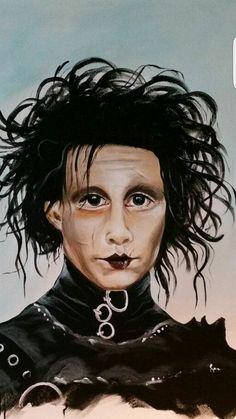 www.paint-work.de Edward scissorhands