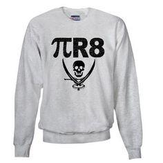 Math Pirate Sweatshirt