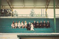 Bleachers, toronto wedding photographer raph nogal, cambridge mill