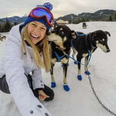 On my trip to Whistler, I was also able to go snowmobiling, snowboarding and even dog sledding! Here are the top 10 things to do in Whistler during winter! Honeymoon Destinations, Amazing Destinations, Riviera Maya, Moustiers Sainte Marie, Girlfriends Getaway, Ubud, California Coast, By Train, Koh Tao