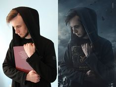 O russo que conquistou a internet com suas habilidades no Photoshop - O artista digital russo Max Asabin cria belas montagens no Photoshop com um realismo impressionante. Confira!