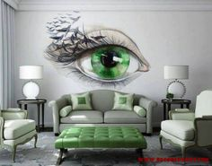 modern wall sticker Different Types Of Wall DecorationsWall