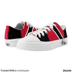 Trinidad STAR Printed Shoes