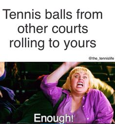 There are several things that you need to be well aware of as you consider how you are playing tennis. The body is susceptible to so many different potential injuries in the process of playing tennis that it is very important to be ca Tennis Shop, Tennis Party, Sport Tennis, Le Tennis, Funny Sports Memes, Sports Humor, Funny Memes, Funniest Jokes, Hilarious