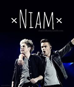 New shipper of niam! But larry is my all time favorite!!!!