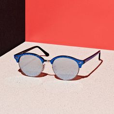 A new day is taking shape // Get to know the courageous you in Clubround shades // #ItTakesCourage // Link in bio