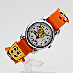 Hot Sale Sponge baby Cartoon Girl Gift Watches multicolour High Quality Silica gel quartz watch child children student quartz wa