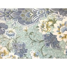 Shop for Cozy Line Jasmine Floral 3 Piece Reversible Cotton Quilt Set. Get free delivery On EVERYTHING* Overstock - Your Online Fashion Bedding Store! Most Comfortable Sheets, Quilt Sets Queen, Online Bedding Stores, Summer Quilts, King Size Quilt, Affordable Bedding, Star Quilts, Trendy Bedroom, Blue Bedroom