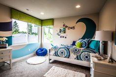 The Ramsey Floor Design - Bedroom   #SEAPACHomes, Premiere #SnohomishCountyBuilder, #NewHomesEverett, #NewHomesBothell #NewHomesSeattle #InteriorDesign #Bathrooms #MasterSuite #Sinks #Toilets #Countertops #HardWoodFloors #MasterBathroom #Kitchens #Bedrooms http://seapachomes.com/available-homes.php