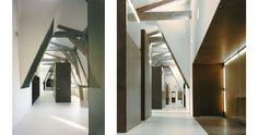 RESTRUCTURATION DE L'AILE ADMINISTRATIVE DE L'ENSAV - Versailles - 2001-2006