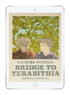 Our favorite childhood books on Epic!: Bridge to Terabithia by Katherine Paterson