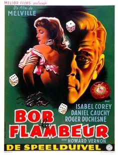 Watch Bob le Flambeur (1956) Full Movie Online Free