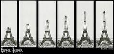 La Torre Eiffel Cumple 125 Años