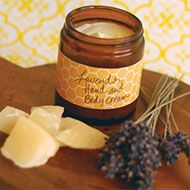 Lavender Beeswax Hand Cream http://whtc.co/aeer