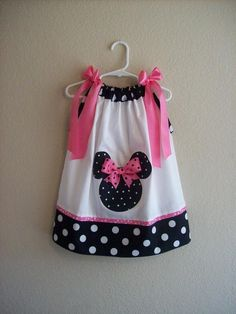 pillowcase dress!