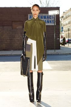 Givenchy - Pre  AUTUMN/WINTER 2012-13  READY-TO-WEAR