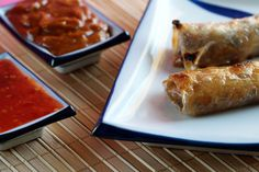 Baked Rice Paper Rolls by Emilia@AGluten Free Day