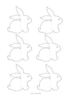 bunny pattern