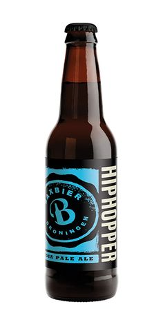 Baxbier Hiphopper - bierproeverijtje.nl