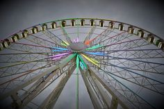 The Wheel. Winter Wonderland.