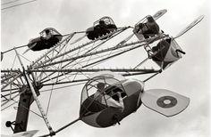 Spitfire (Hrubetz).  Paratrooper meets Fly-O-Plane