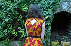 Africa Belladone by Lola Couture | Project | Sewing / Dresses | Kollabora