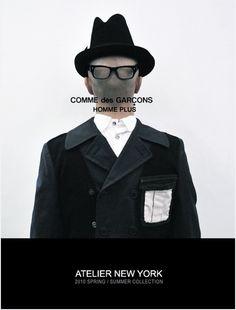 Comme de Garcons – Atelier New York, 2010