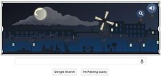 Google marks Claude Debussy's birthday with doodle