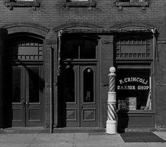 George Tice, Barbershop