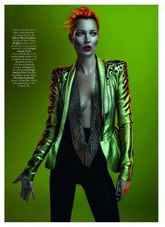 Vogue Paris May 2011