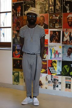 Sam Lambert Street-Style | mercoledì 19 giugno 2013