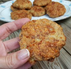These Low Carb Sausage Biscuits are LCHF and a good source of protein. Great for a quick easy meal or snack on the low carb diet! They're hearty and very filling. They are also gluten free...read more