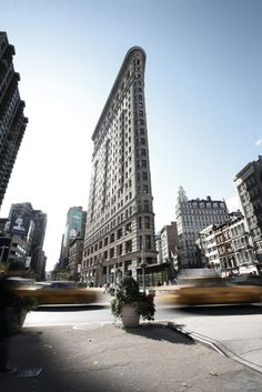 Flatiron Building - New York Flatiron Building, Photo New York, Places To Travel, Places To Visit, A New York Minute, Voyage New York, I Love Nyc, City That Never Sleeps, Concrete Jungle
