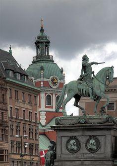 Stockholm, Sweden.   #Sverige #Stockholm