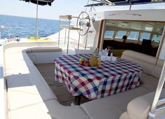 Catamaran Buena Suerte, Lagoon 470 2004 by www.YachtsPanic.com, via Flickr  #yachtchartergreece