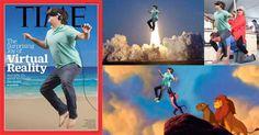 Convierten en memes la portada de la revista TIME en la que habla sobre Realidad Virtual. Aquí los mejores.